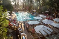 Poolside BBQ View - Kim Carroll Photography