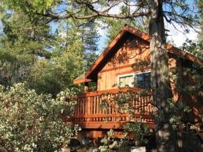 One-Bedroom Cottage Deck