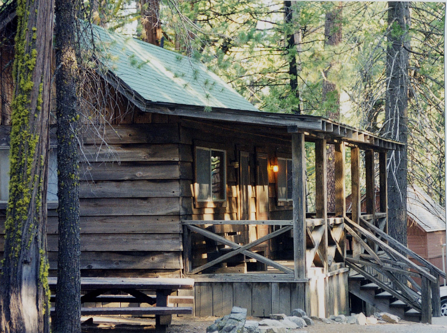 One Room Cabins Captivating Family Cabins  Evergreen Lodge Decorating Inspiration