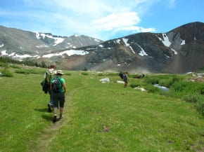 Mono Pass Naturalist Hike