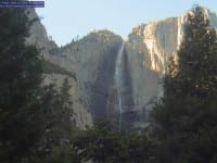 Yosemite Falls Webcam
