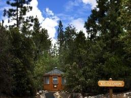 Evergreen Massage Cabana