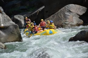 Merced River Whitewater Rafting