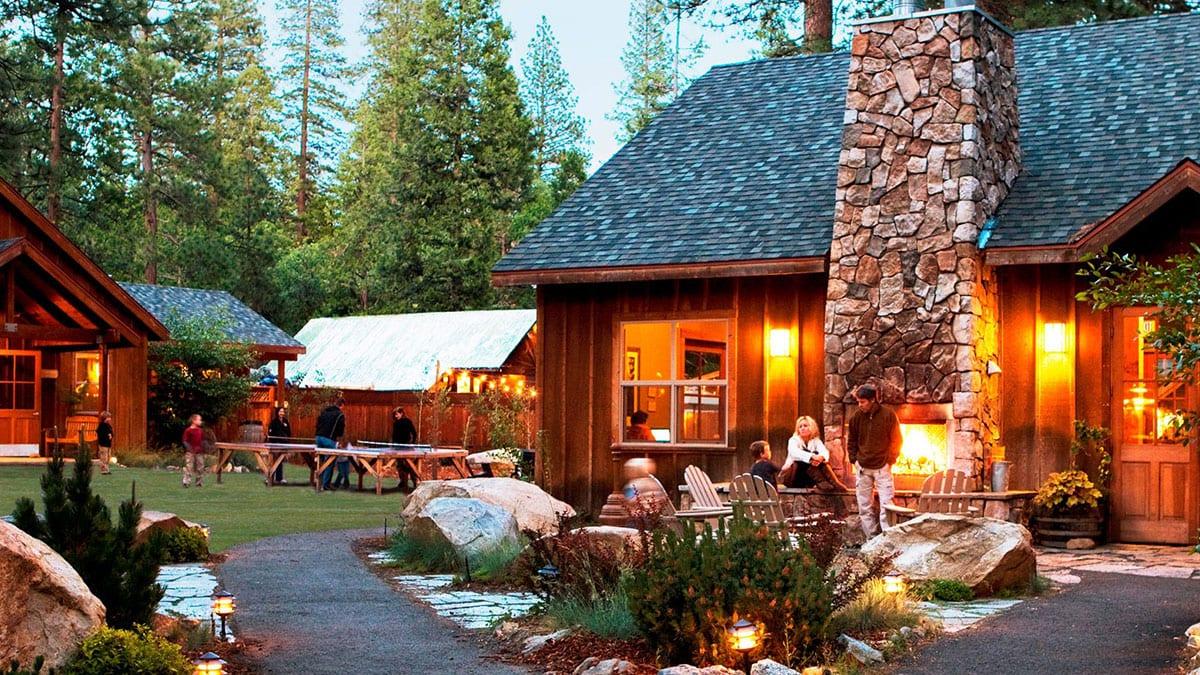Yosemite Lodge | Evergreen Lodge Yosemite National Park