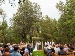 Lia & Scott Wapama Grove Wedding (Bergreen Photography)