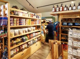 Evergreen Lodge General Store Trail-Ready Food and Souvenirs (Kim Carroll)